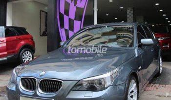 BMW Serie 5 Occasion 2007 Diesel 180000Km Casablanca AB AUTO #76011