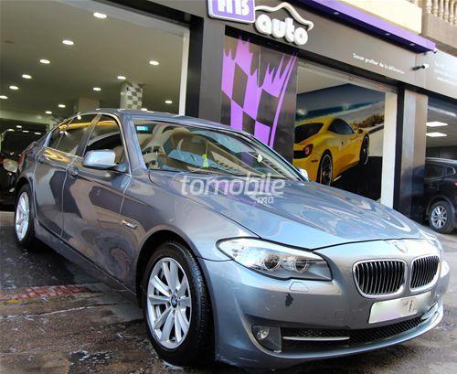 BMW Serie 5 Occasion 2010 Diesel 160000Km Casablanca AB AUTO #76049