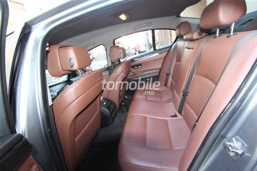 BMW Serie 5 Occasion 2010 Diesel 160000Km Casablanca AB AUTO #76049 plein