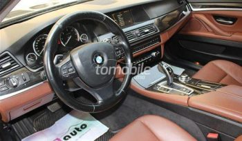 BMW Serie 5 Occasion 2012 Diesel 99800Km Casablanca AB AUTO #75876 full