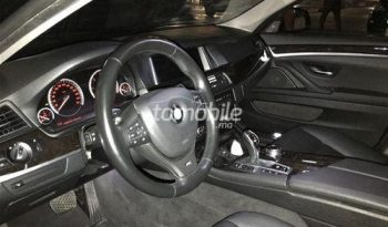 BMW Serie 5 Occasion 2014 Diesel 166000Km Casablanca #79060 full