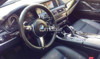 BMW Serie 5 Occasion 2015 Diesel 126000Km Rabat Atlantic Auto #75579 plein