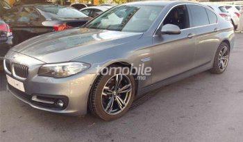 BMW Serie 5 Occasion 2015 Diesel 126000Km Rabat Atlantic Auto #75579