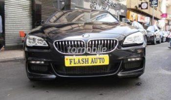 BMW Serie 6 Occasion 2016 Diesel 50000Km Casablanca Flash Auto #76743