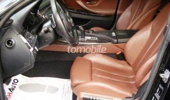 BMW Serie 6 Occasion 2016 Diesel 50000Km Casablanca Flash Auto #76743 plein