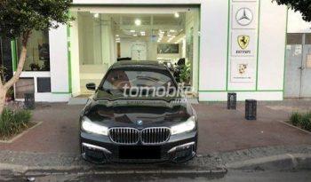 BMW Serie 7 Importé Neuf 2016 Diesel Rabat Millésime Auto #73495