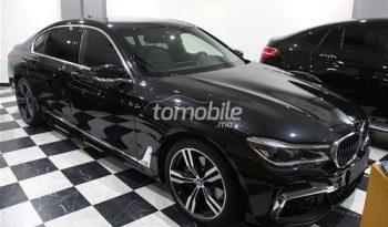 BMW Serie 7 Importé Neuf 2018 Diesel Casablanca BEL AIR Auto #72624