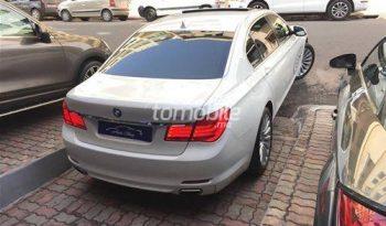 BMW Serie 7 Occasion 2009 Essence 123000Km Casablanca Auto Chag #73664 plein