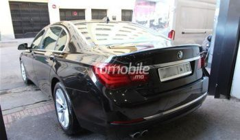 BMW Serie 7 Occasion 2013 Diesel 106400Km Casablanca AB AUTO #75966 plein