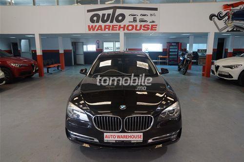 bmw serie 7 diesel 2013 occasion 117000km casablanca 77049. Black Bedroom Furniture Sets. Home Design Ideas