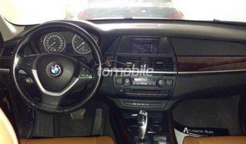 BMW X5 Importé Neuf 2009 Diesel Rabat Atlantic Auto #75611 plein