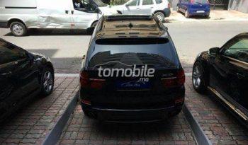 BMW X5 Importé Occasion 2010 Diesel 150000Km Casablanca Auto Chag #73649 plein