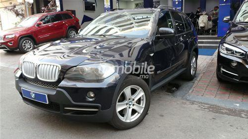 BMW X5 Occasion 2008 Diesel 90000Km Casablanca Auto Chag #73905