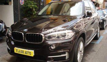 BMW X5 Occasion 2014 Diesel 140000Km Casablanca Flash Auto #76761