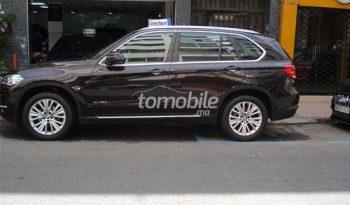 BMW X5 Occasion 2014 Diesel 140000Km Casablanca Flash Auto #76761 plein