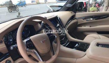 Cadillac Escalade Importé Neuf 2018 Essence Rabat Millésime Auto #73299 full