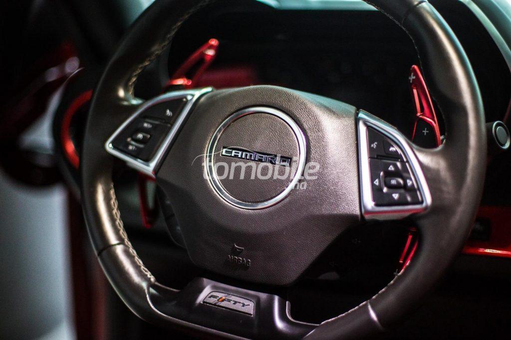 Chevrolet Camaro Importé Occasion 2018 Essence 12000Km Casablanca #79144