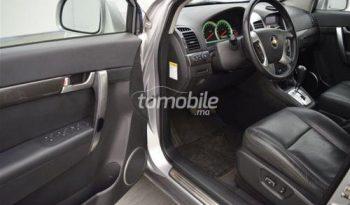 Chevrolet Captiva Occasion 2008 Diesel 178000Km Tanger #79505