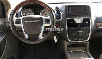Chrysler Grand Voyager Importé Occasion 2012 Essence 38000Km Marrakech VULCO Marrakech #74335 plein