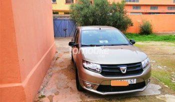 Dacia Sandero Occasion 2013 Essence 83000Km Khouribga #79551