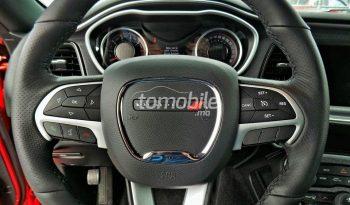 Dodge Challenger Importé Occasion 2019 Essence 8000Km Casablanca #79231 plein