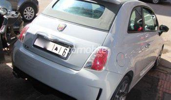 Fiat 500 Occasion 2014 Essence 72000Km Casablanca AB AUTO #75975 plein