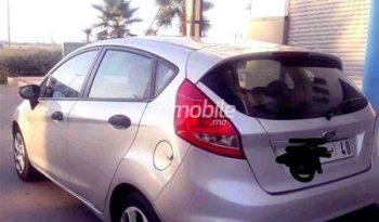 Ford Fiesta Occasion 2013 Essence 690000Km Casablanca #74907 plein