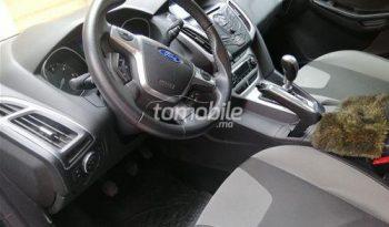 Ford Focus Occasion 2012 Diesel 116900Km Tanger #79323 plein