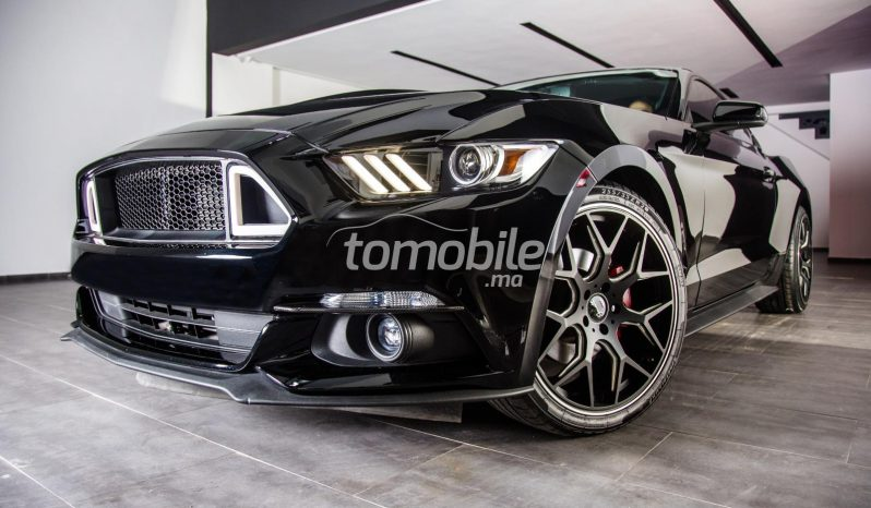 Ford Mustang Importé  2018 Essence 5000Km Casablanca #79130 full