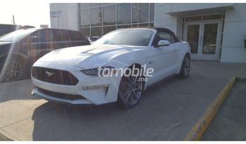 Ford Mustang Importé  2019 Essence 100Km Casablanca #79198 full