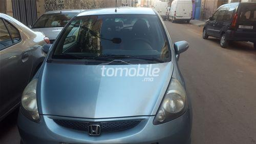 honda jazz essence 2006 occasion 118000km casablanca 79589. Black Bedroom Furniture Sets. Home Design Ideas