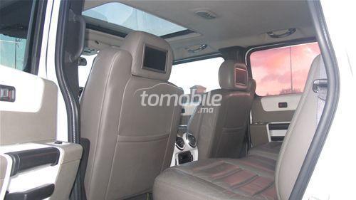 Hummer H2 Occasion 2006 Essence 140000Km Marrakech Dias-Auto #77933 plein