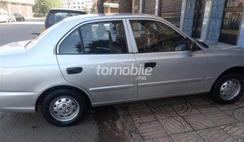 Hyundai Accent Occasion 2005 Diesel 300000Km Casablanca #74889 plein