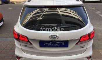 Hyundai Grand Santa Fe Occasion 2017 Diesel 30000Km Casablanca Auto Chag #73741 plein