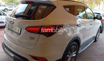 Hyundai Grand Santa Fe Occasion 2017 Diesel Rabat Auto Lafhaili #76316 plein