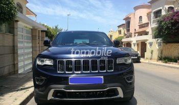 Jeep Grand Cherokee   Diesel 79000Km Casablanca #79537 full
