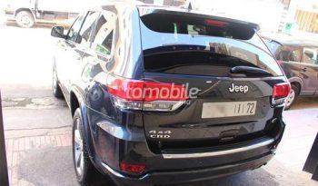 Jeep Grand Cherokee Occasion 2013 Diesel 146000Km Casablanca AB AUTO #75797 plein