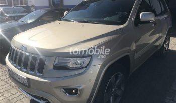 Jeep Grand Cherokee Occasion 2015 Diesel 63000Km Marrakech VULCO Marrakech #74390