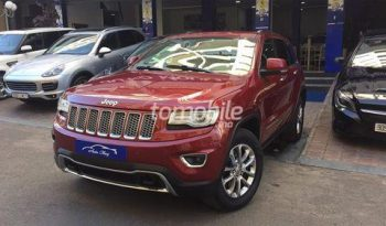 Jeep Grand Cherokee Occasion 2015 Diesel 80000Km Casablanca Auto Chag #73762 plein