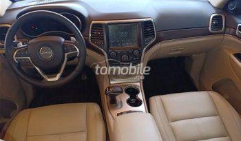 Jeep Grand Cherokee Occasion 2016 Diesel 66000Km Rabat Auto Lafhaili #76290 plein