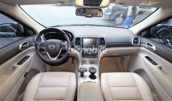 Jeep Grand Cherokee Occasion 2017 Diesel 2800Km Casablanca AB AUTO #76007 plein