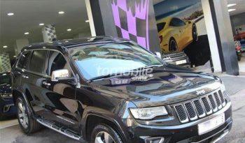 Jeep Grand Cherokee Occasion 2017 Diesel 2800Km Casablanca AB AUTO #76007