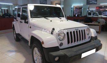 Jeep Wrangler Occasion 2016 Diesel 60000Km Marrakech Dias-Auto #78164