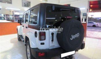 Jeep Wrangler Occasion 2016 Diesel 60000Km Marrakech Dias-Auto #78164 plein