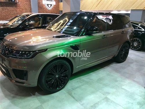 Land Rover Autres-modales Occasion 2018 Diesel 16000Km Marrakech Hivernage Auto #78279