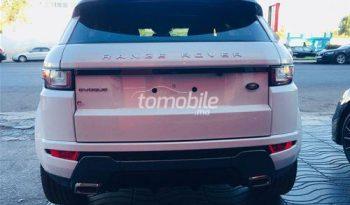 Land Rover Range Rover Evoque Importé Neuf 2018 Diesel Casablanca Auto Moulay Driss #74528 plein