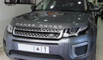 Land Rover Range Rover Evoque Occasion 2016 Diesel 34000Km Casablanca AB AUTO #76054