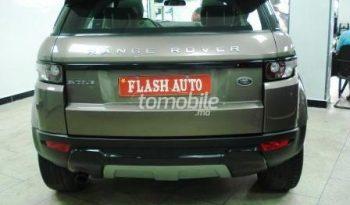 Land Rover Range Rover Evoque Occasion 2018 Diesel 10000Km Casablanca Flash Auto #76395 plein