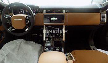 Land Rover Range Rover Importé Neuf 2018 Diesel Casablanca Belux Auto #77838 plein