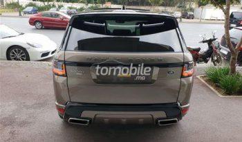 Land Rover Range Rover Importé Neuf 2018 Diesel Rabat Millésime Auto #73380 plein